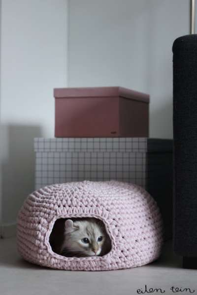 crochet-cat