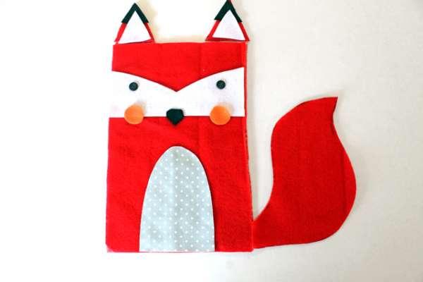 """ \""fox plush (3)\"""""