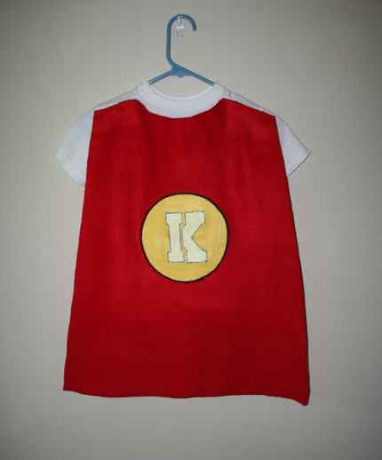 kids hero cape