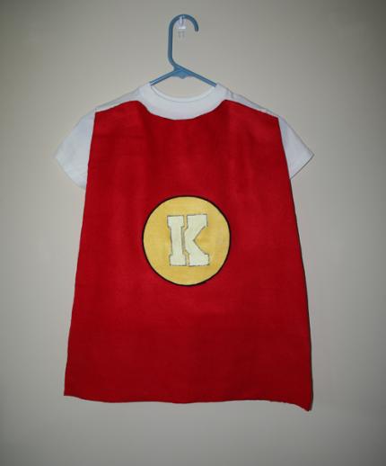 kids hero cape
