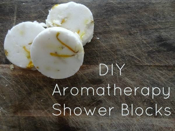how to use aromatherapy oils in shower
