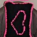 Heart Knit Pillow <3