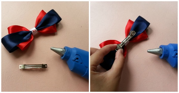 how to make a small decorative bow