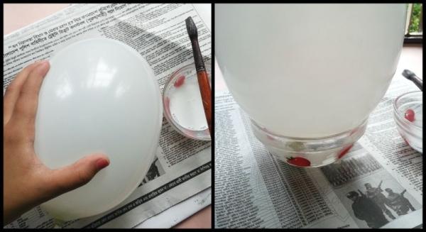 bowl balloon