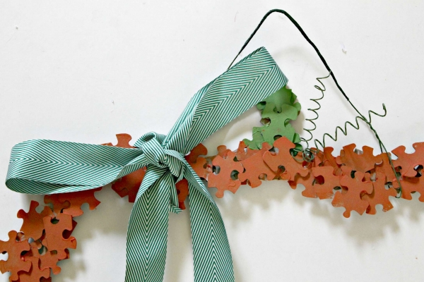 puzzle pumpkin wreath (16)