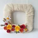 Create a Beautiful Fall Burlap Wreath