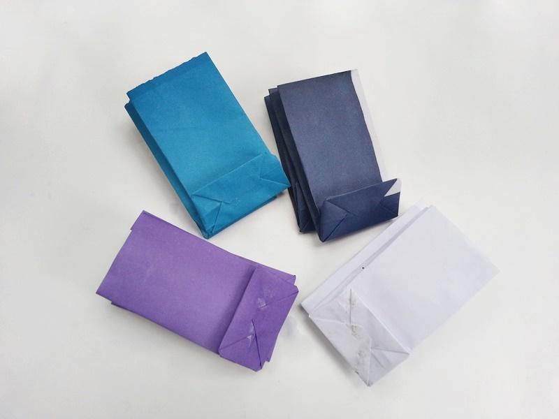 paper bag star (0)